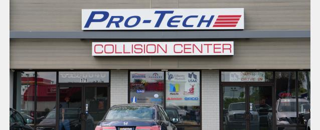 Pro Tech Collision Center Express In Stafford Va 22554 Auto