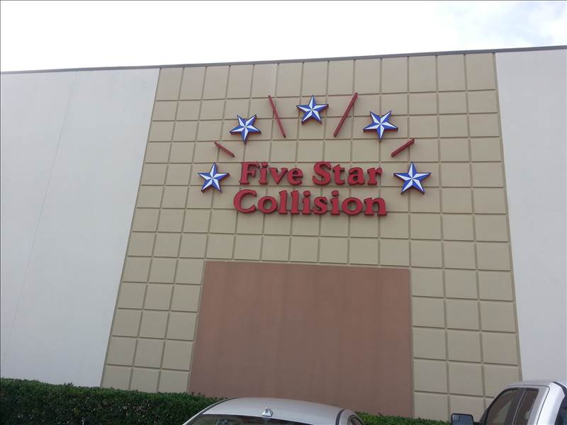Five Star Ford North Richland Hills >> Five Star Collision Center In Fort Worth Tx 76137 Auto