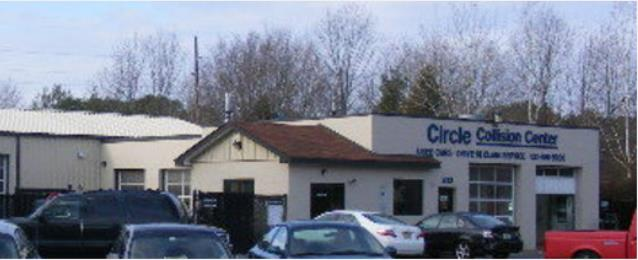Circle Collision Center In Old Bridge Nj 08857 Auto Body Shops