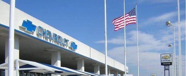 Young Chevrolet Collision Center In Dallas Tx 75228 Auto Body Shops Carwise Com