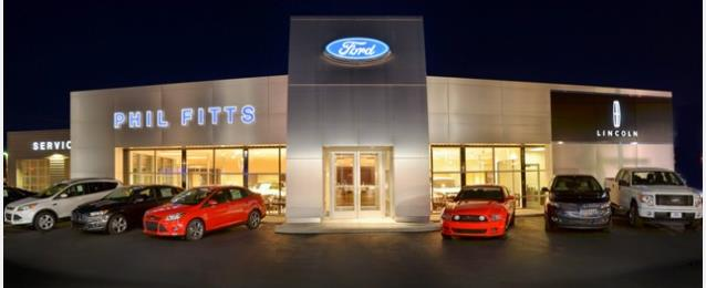 Phil Fitts Ford >> Phil Fitts Ford Inc In New Castle Pa 16105 Auto Body