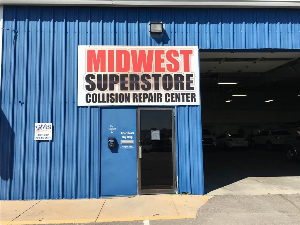 Midwest Collision Center In Hutchinson Ks 67502 Auto Body