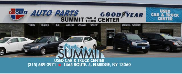 Summit Collision Center In Elbridge Ny 13060 Auto Body Shops