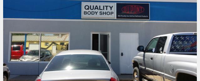 Quality Body Shop >> Quality Body Shop In Pierre Sd 57501 Auto Body Shops