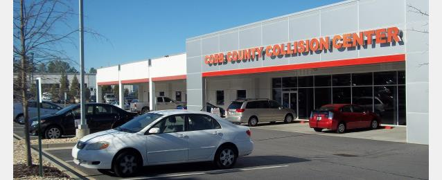 Cobb County Collision Center in Kennesaw, GA, 30144 | Auto Body