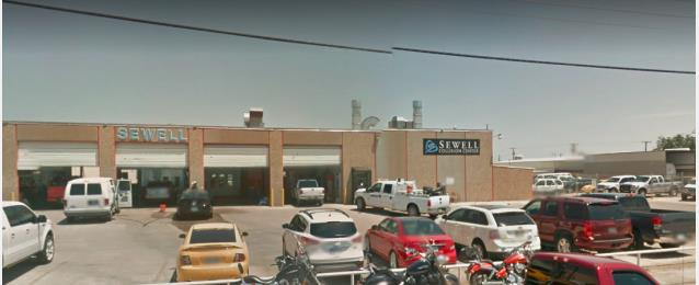 Sewell Ford Inc In Odessa Tx 79761 Auto Body Shops Carwise Com