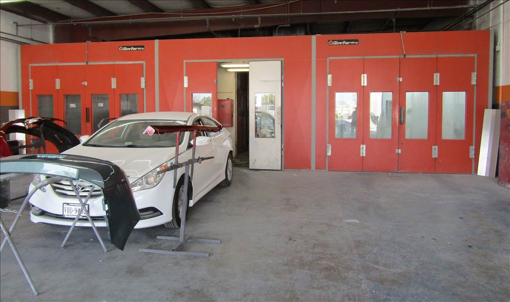About Bill Talley Automotive Collision Center