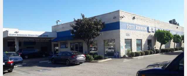 About Honda Service Center Body Shop