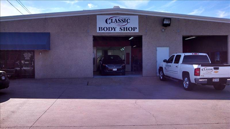 Classic Chevrolet Buick Gmc In Granbury Tx 76049 Auto Body Shops Carwise Com