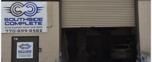 Southside Paint And Body >> Southside Complete Paint And Body In Riverdale Ga 30274