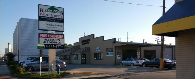River Oaks Paint  Body in Houston TX 77005  Auto Body Shops