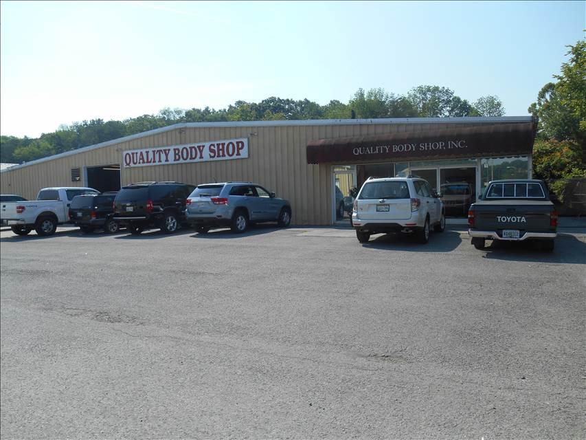 Quality Body Shop >> Quality Body Shop Inc In Oak Ridge Tn 37830 Auto Body