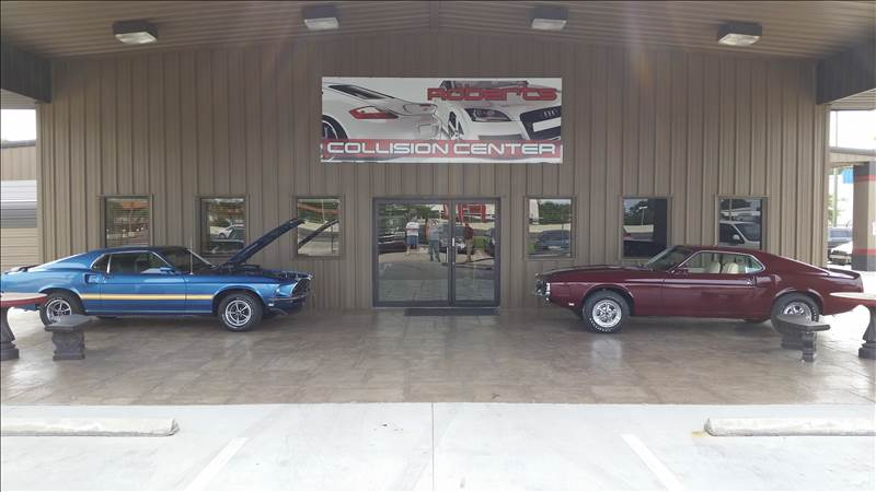 Roberts Collision Center Inc In Clearwater Fl 33761 Auto Body