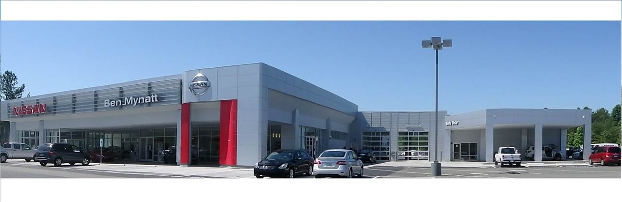 Ben Mynatt Nissan in Salisbury, NC, 28147 | Auto Body Shops ...