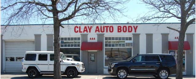 Clay Nissan Newton >> Clay Auto Body In Newton Ma 02458 Auto Body Shops