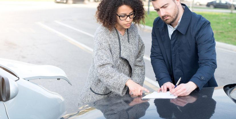 What Should I do Right after an Accident?