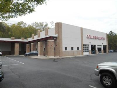 Auto Body Shop matching cherokee county toyota collision center near
