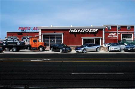 Puma S Auto Body Inc Island Park Ny