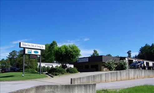 Auto Body Shop near Mount Zion, GA - Carwise com