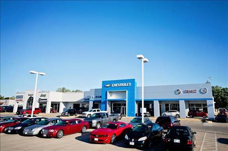 Vaughn Motors Collision Center in Ottumwa, IA, 52501 ...