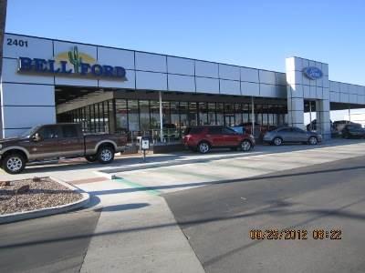 Ford Dealership Phoenix >> Bell Ford In Phoenix Az 85023 Auto Body Shops Carwise Com