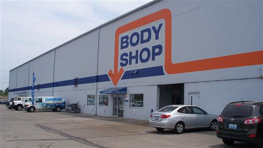Car Detailing Cincinnati >> Superior Collision Center in Cincinnati, OH, 45232   Auto Body Shops - Carwise.com