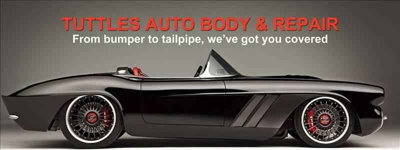 Tuttles Auto Body