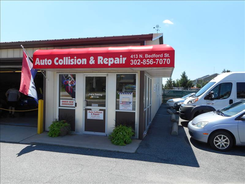 Auto Body Shop near Delmar, MD - Carwise.com