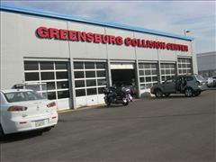 Greensburg Collision Center at Sendell Motors