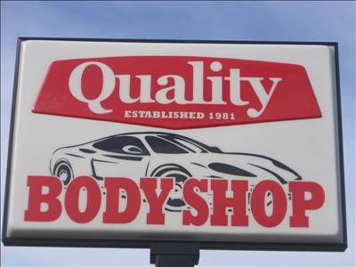 Quality Body Shop >> Quality Body Shop In Huntsville Al 35811 Auto Body Shops