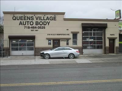 Village Auto Body >> Auto Glass Repair Queens Print Coupons