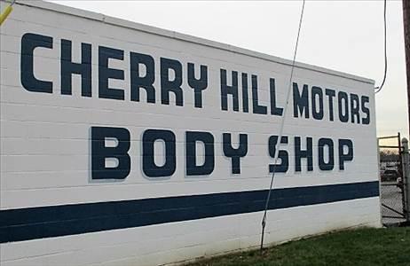 Cherry Hill Mercedes Benz Body Shop