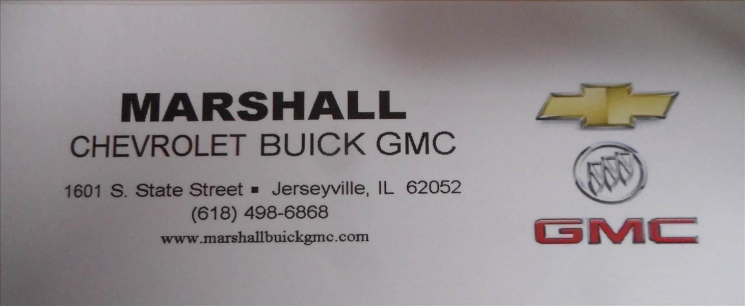 Marshall Chevrolet Buick Gmc In Jerseyville Il 62052 Auto Body Shops Carwise Com
