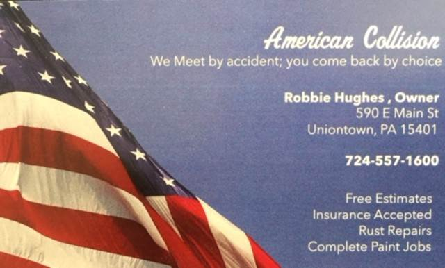 American Collision in Uniontown, PA, 15401 | Auto Body Shops