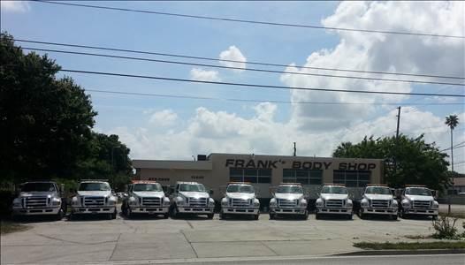 Franks Body Shop >> Auto Body Shop Matching Castillo Paint Collision Shop Inc Near