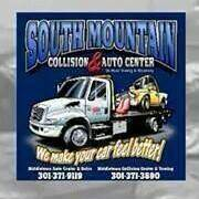 Mountain Motors Frederick Md >> South Mountain Collision Center Of Middl In Middletown Md