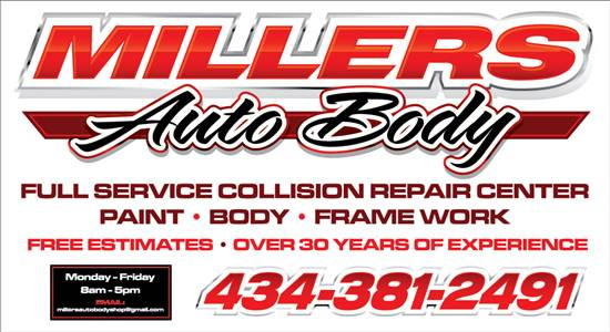 Body Shops Near Me >> Miller S Auto Body Shop In Amherst Va 24521 Auto Body