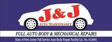 J J Auto Maintenance In Waldwick Nj 07463 Auto Body