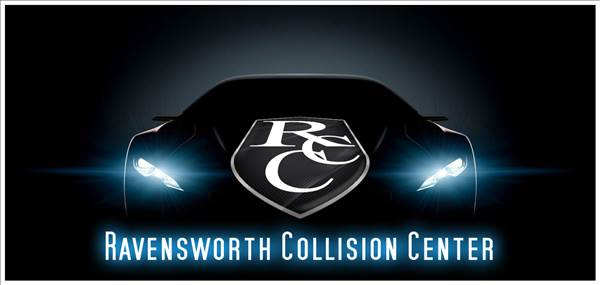 Ravensworth Collision Center Logo